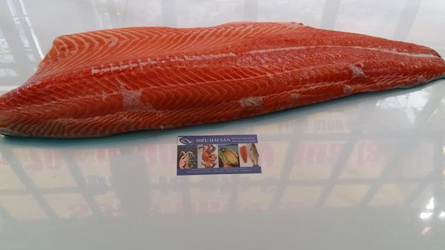 cá hồi nauy phile nhập khẩu