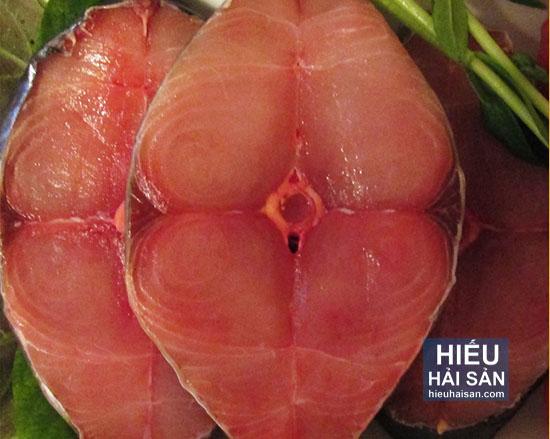cá thu nướng muối ớt