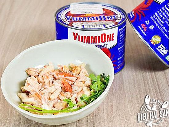 thịt cua biển hiếu hải sản