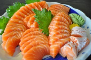Cách làm Sashimi cá hồi tại nhà đảm bảo tươi ngon