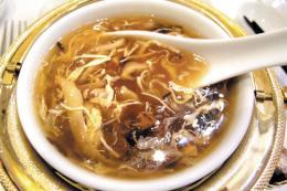 Cách làm món súp vi cá hải sâm ngon nhất