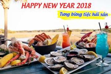 Khuyến Mãi hải sản mừng năm mới 2018